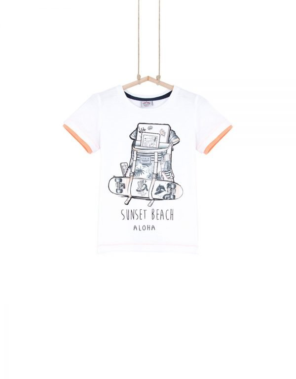 tričko s krátkym rukávom skate