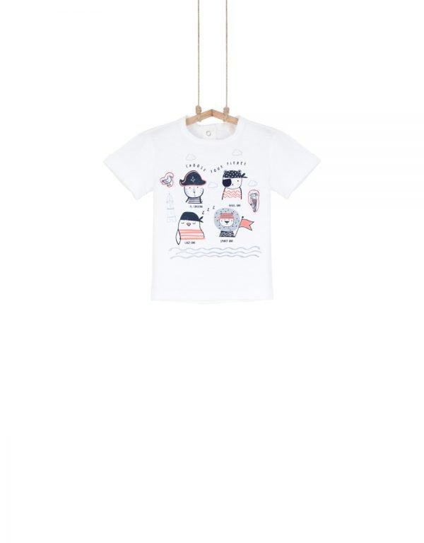 tričko z biobavlny detské