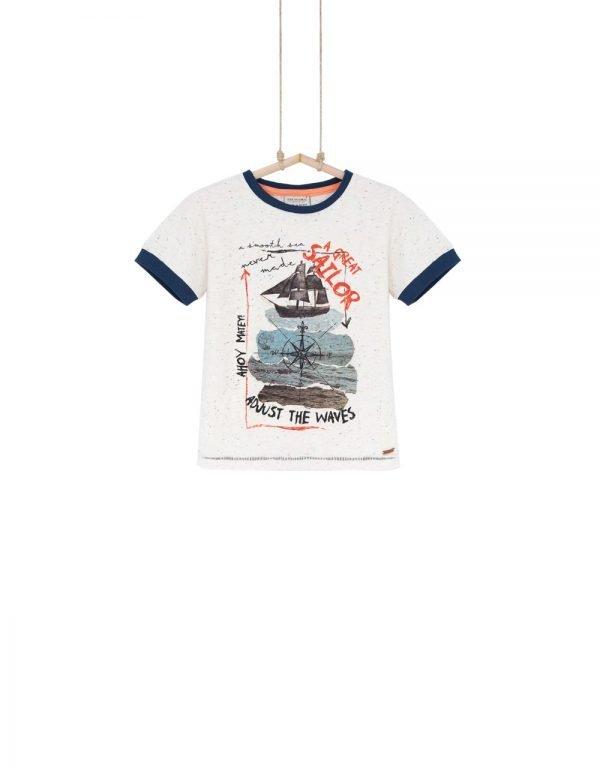 tričko chlapčenské Sailor Bebakids