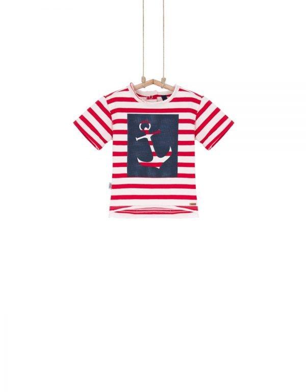 detské tričko pásikavé