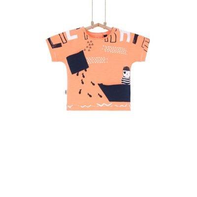 detské tričko námornícke