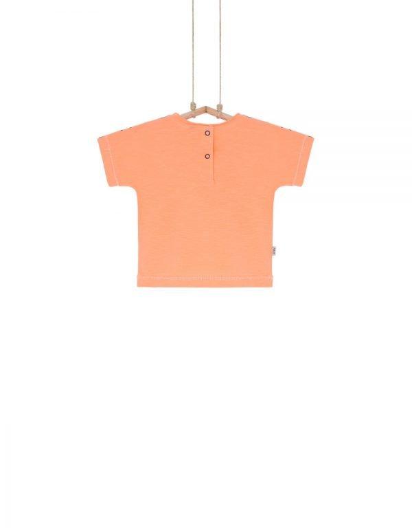 detské tričko oranžové