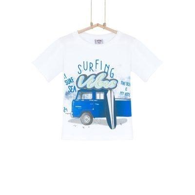 tričko s nákladiakom