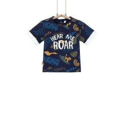 tričko safari motív