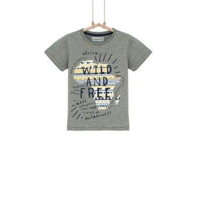 tričko chlapčenské Bebakids Afrika