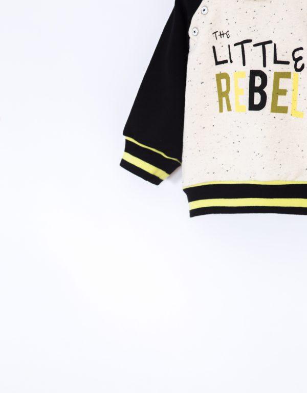 mikina little rebel