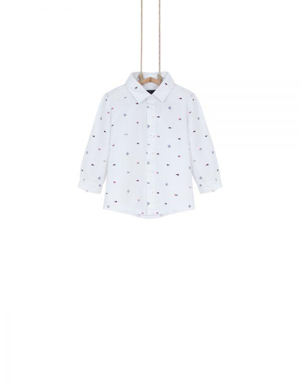 detská košeľa 92 98