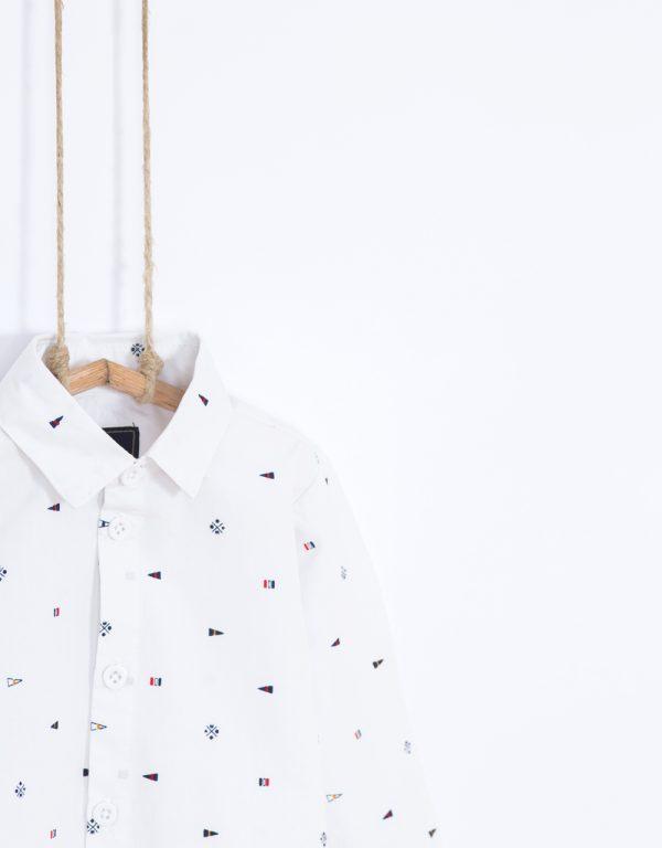 košeľa pre chlapca 92 98