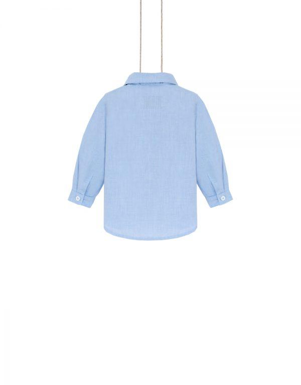 košeľa pre chlapca