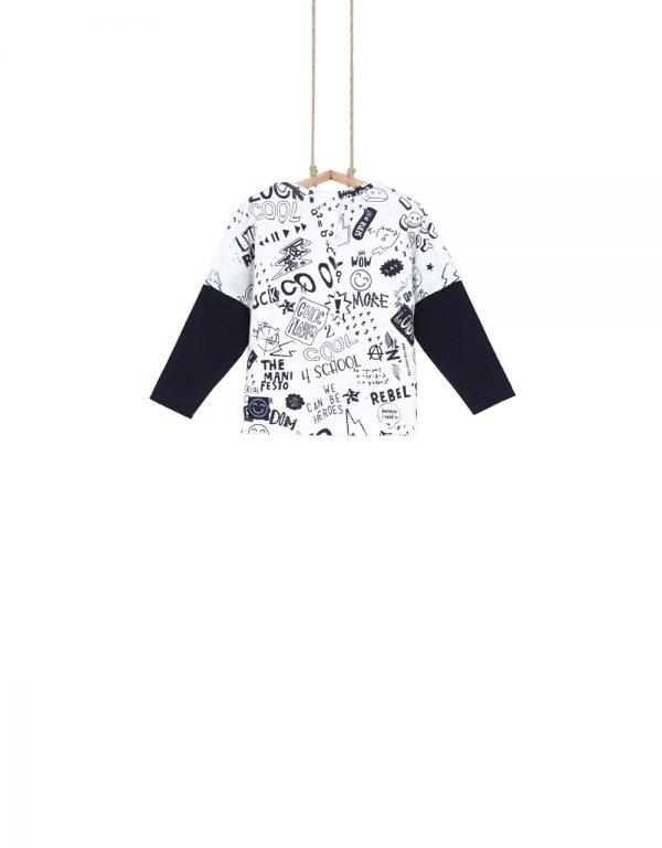 detské tričká pre chlapcov
