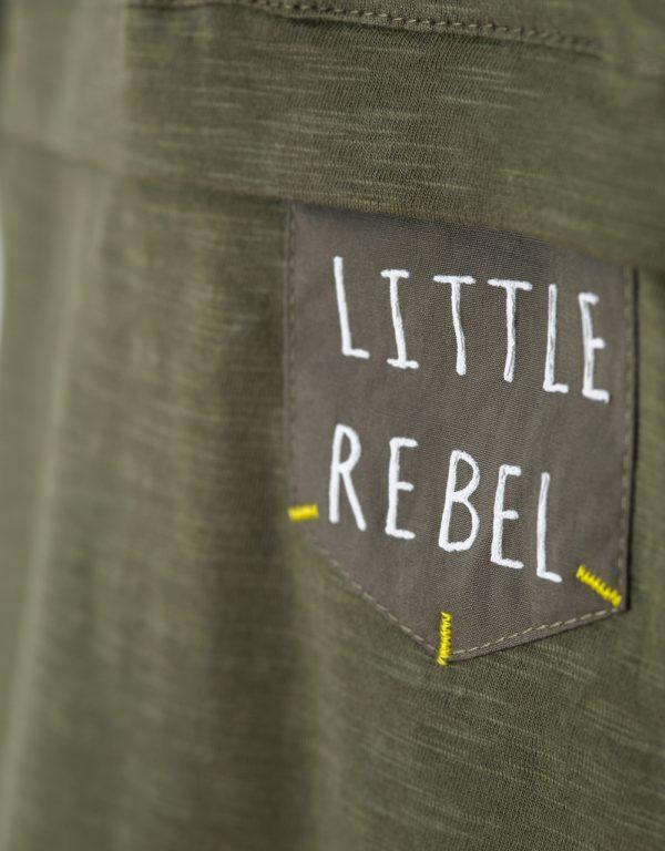 chlapčenské tričko Rebel