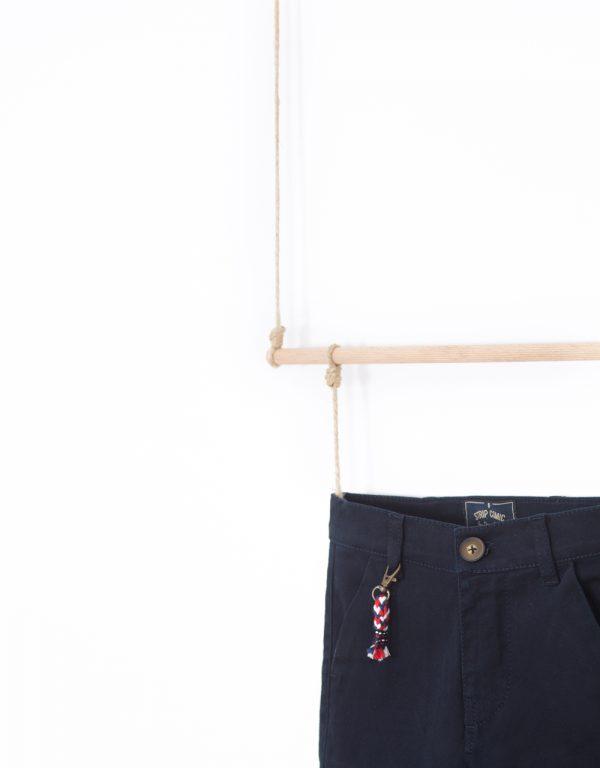 nohavice chlapčenské keperové