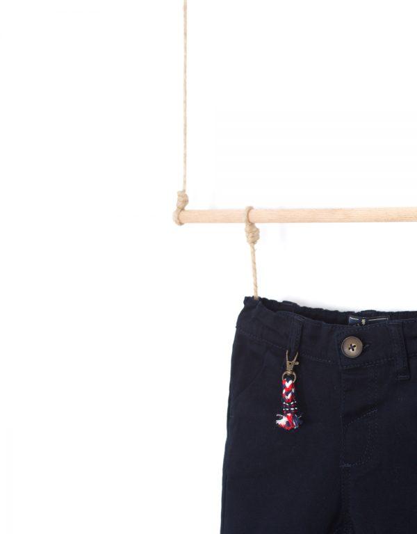 chlapčenské nohavice čierne