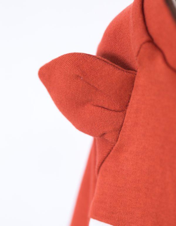 detské tričká Líška