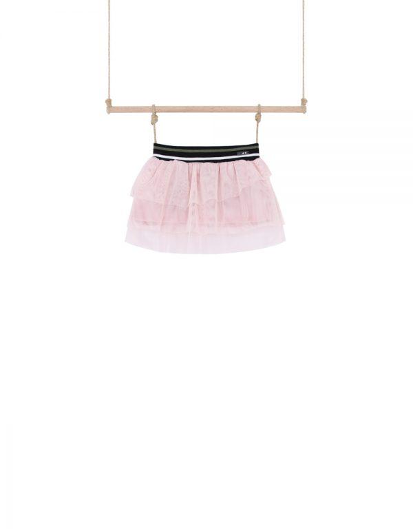 suknička pre bábätko ružová