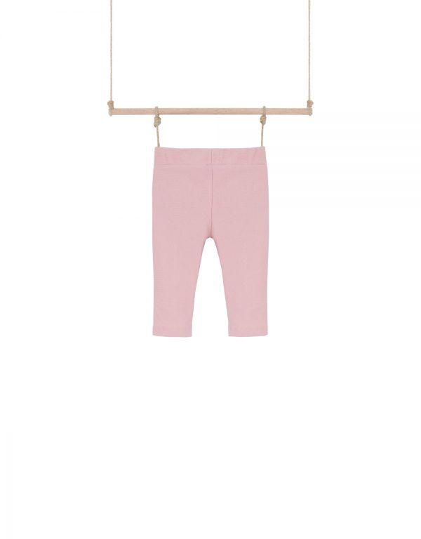 dievčenské tepláky ružové