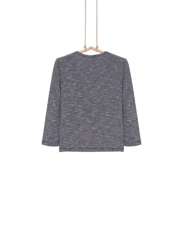 sivé tričko 128 140