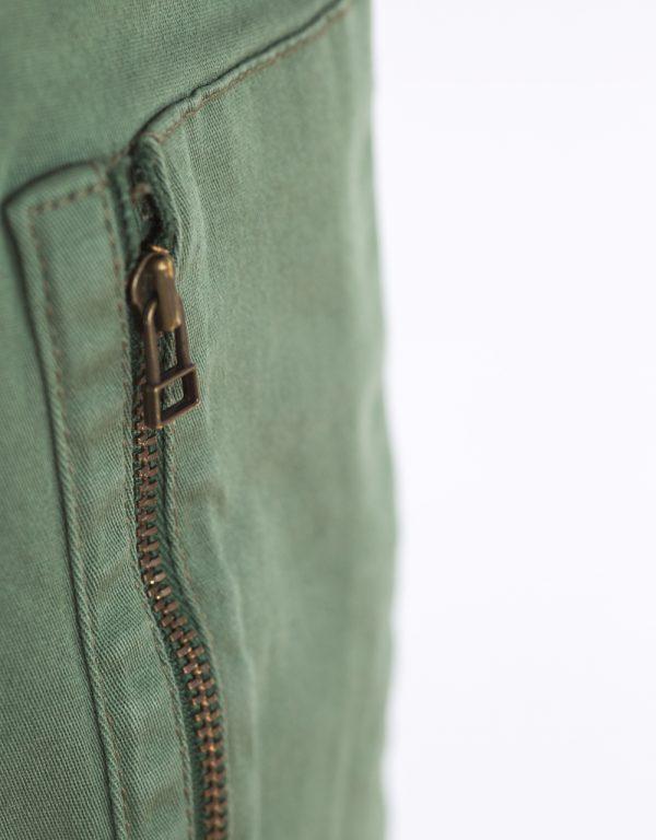 chlapcenske sportove nohavice zelene