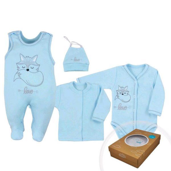 oblečenie pre bábätká modré