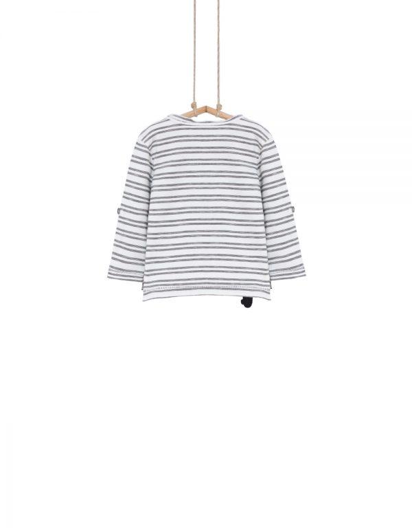 detské tričká pásik