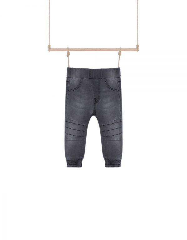 chlapčenské rifľové nohavice
