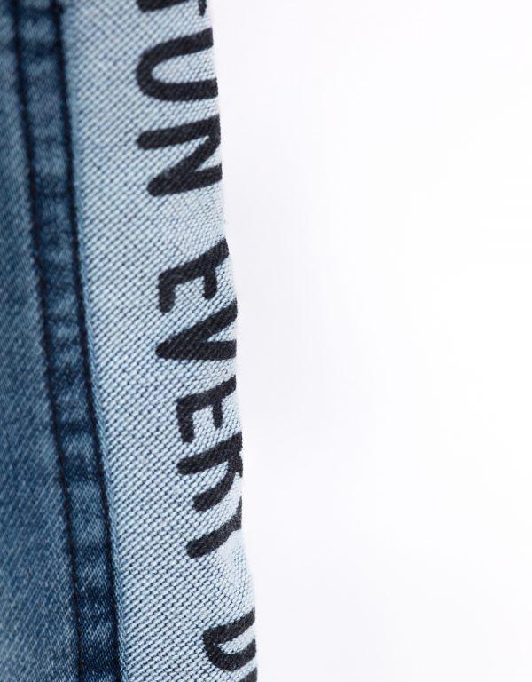 dojčenské nohavice rifľové