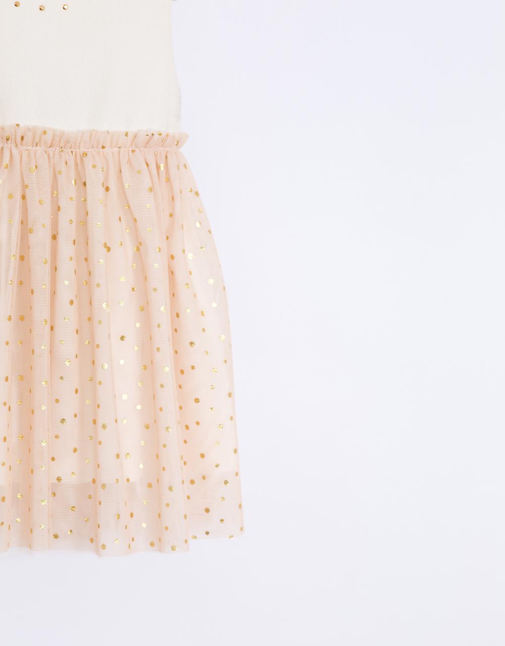 spoločenské šaty bábätko