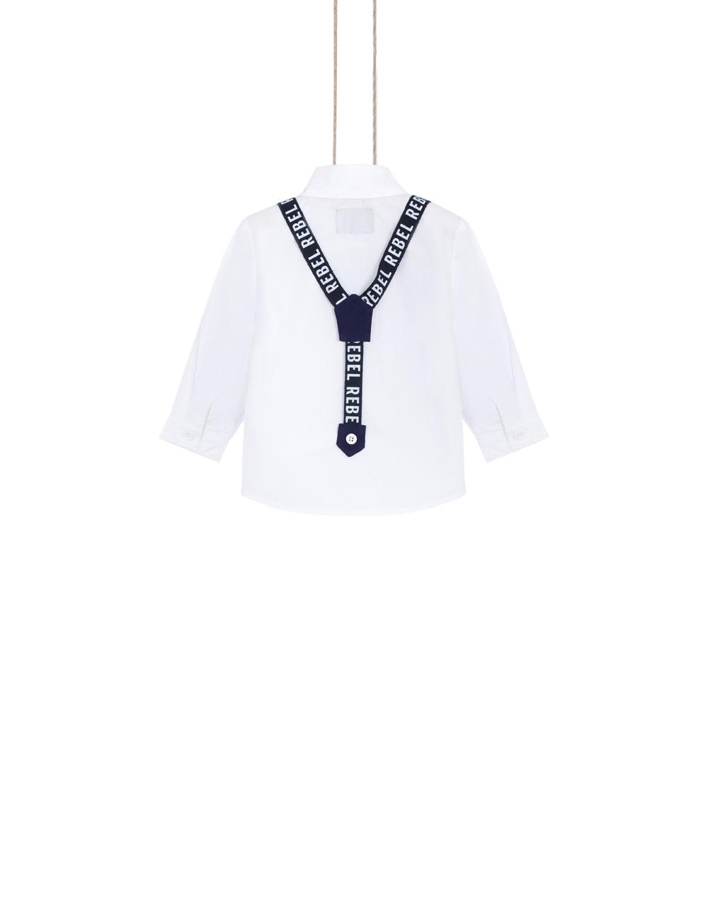dojčenská košeľa