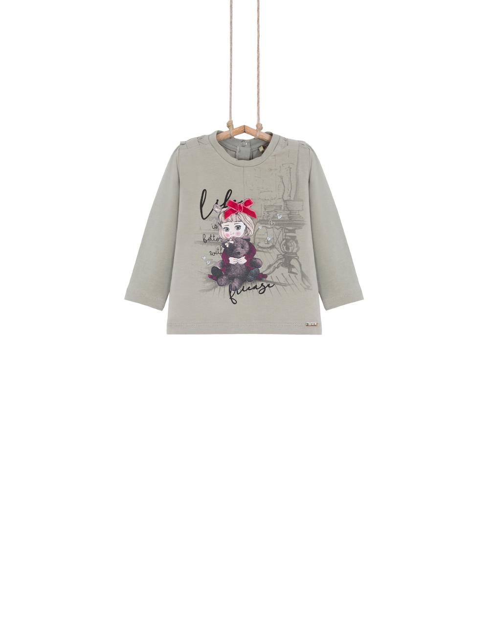 tričko pre dievčatko