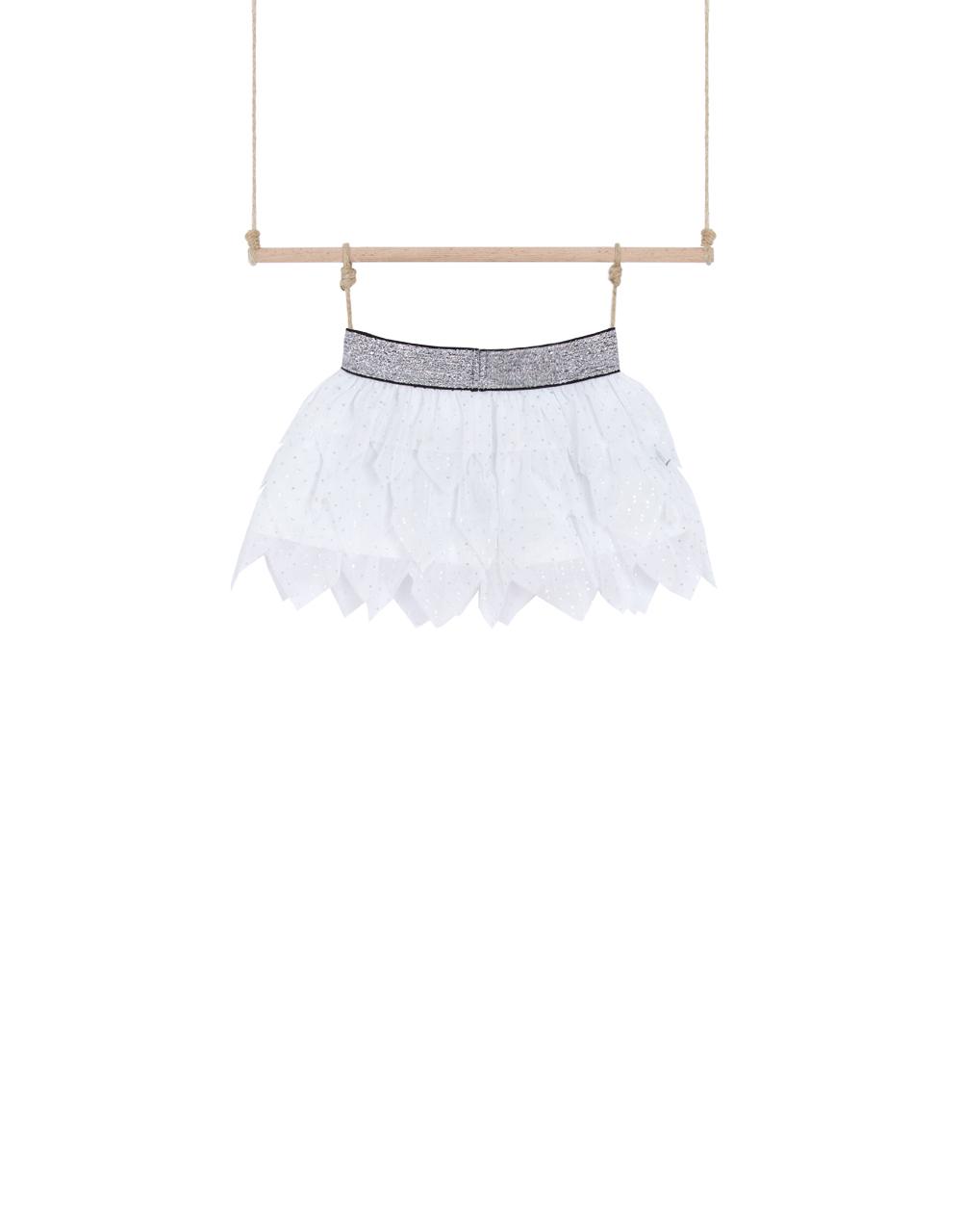 biela suknicka tutu