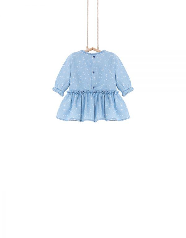 dojčenské šaty s body