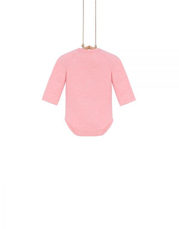 dojčenské oblečenie ružové