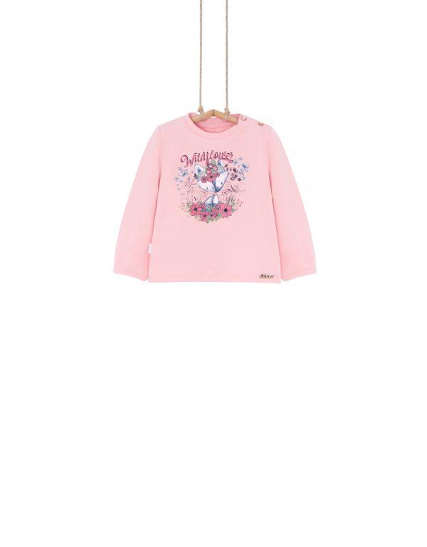 dojčenské tričká pre dievča