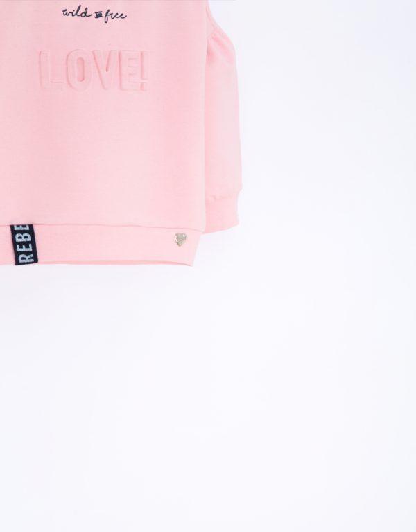 dievčenské oblečenie ružové
