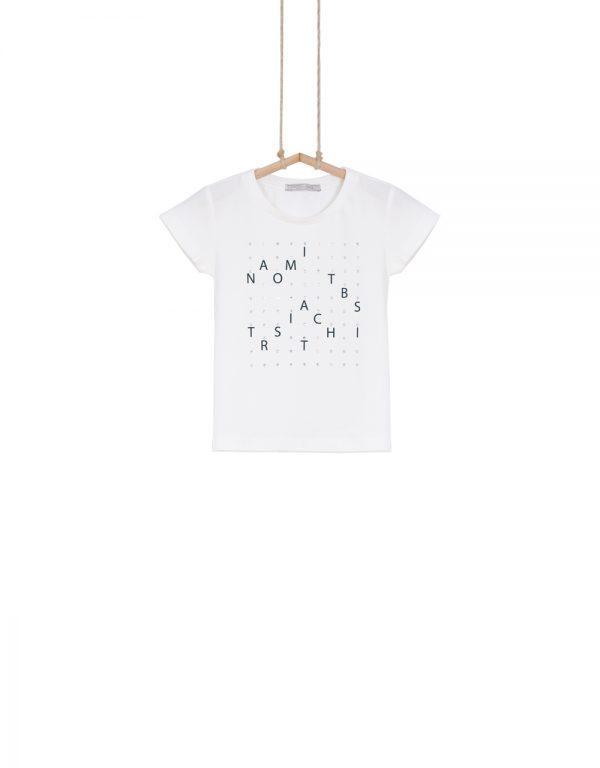 dievčenské tričko krátky