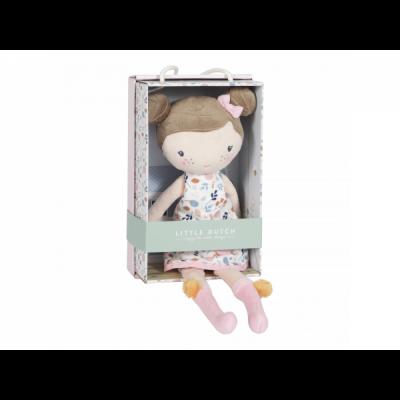 plyšová bábika Little Dutch