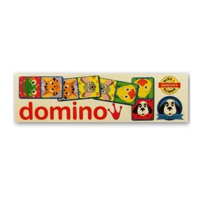 domino domáce zvieratká