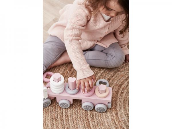 nákladiak ružový kids concept