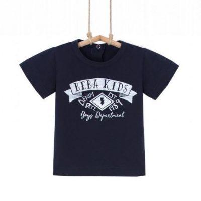dojčenské tričko s krátkym rukávom