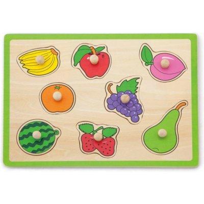 drevená vkladačka ovocie