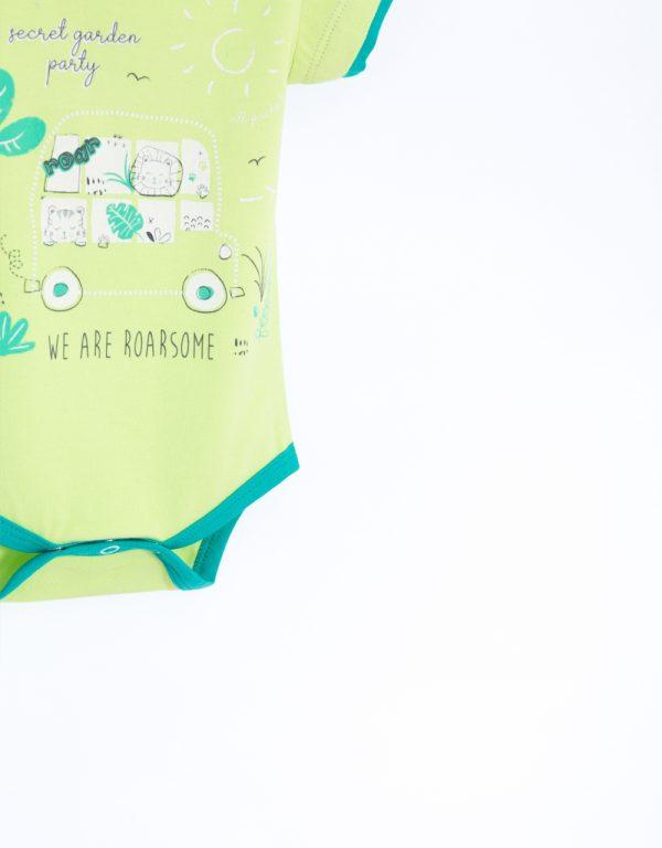 detské body zelené
