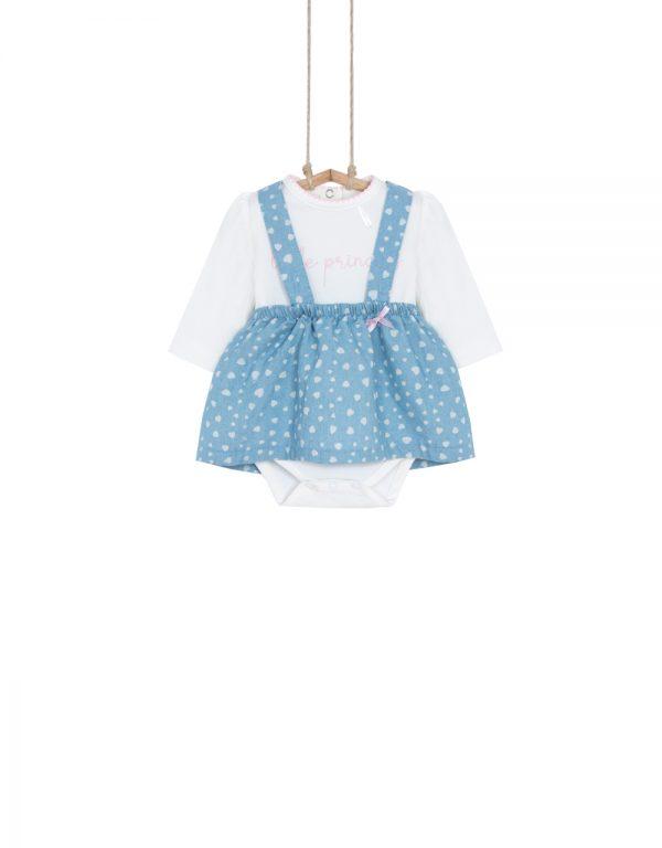 dojčenské šaty s body Bebakids