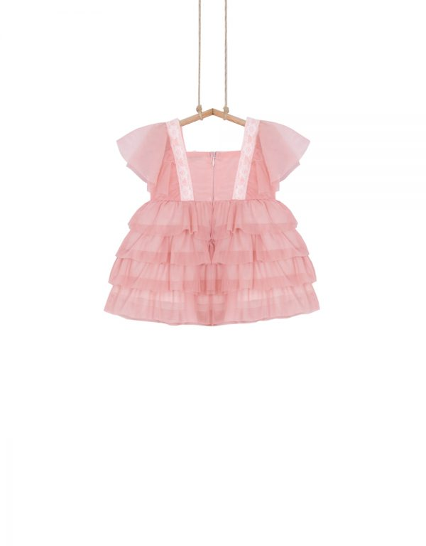 šaty pre družičku 86 92 98