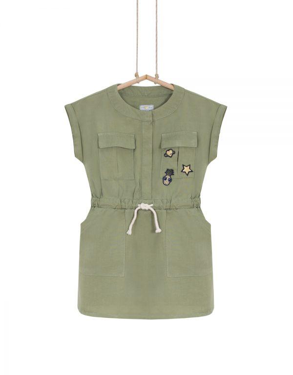 dievčenské šaty