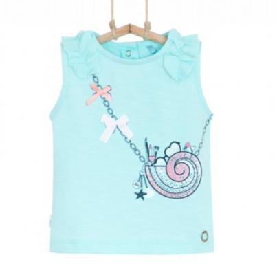 dievčenské tričko tielko