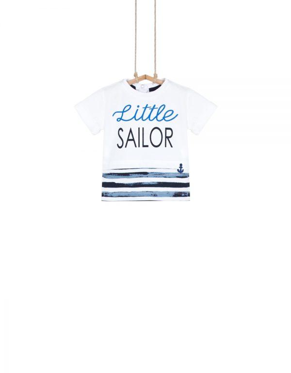 detské tričko Little Sailor Bebakids