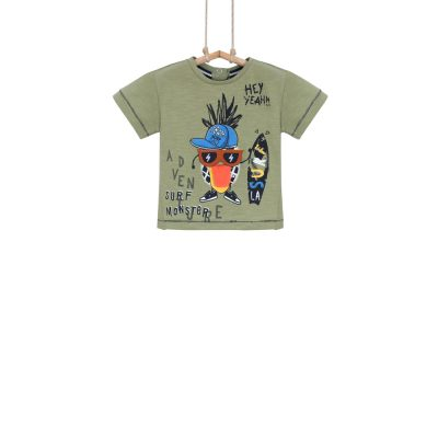 chlapčenské tričko 3D