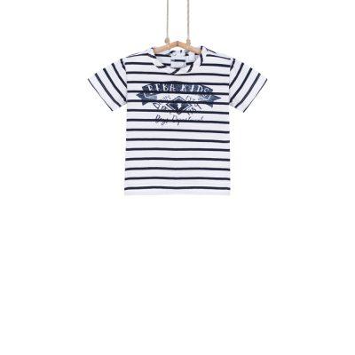 detské tričko pruhované