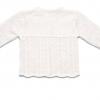 oblečenie na krst biele