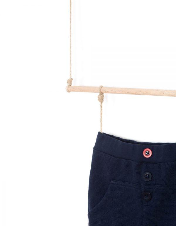 dojčenské teplákové nohavice